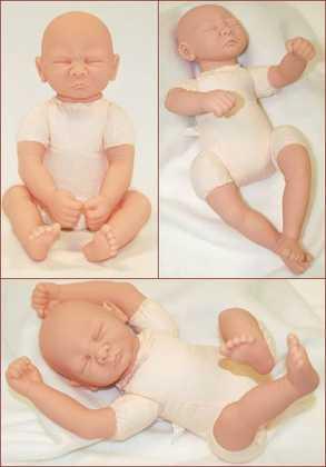Preemie 3/4 Limb Bodies